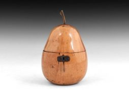 Pear Tea Caddy
