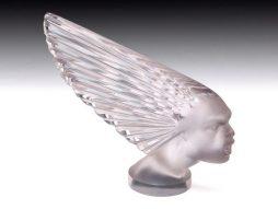 Lalique 'Victoire' Car Mascot