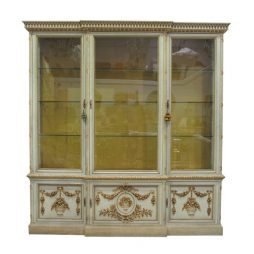 Antique French Display Cabinet - POA