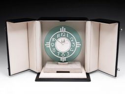 Alred Dunhill Clock