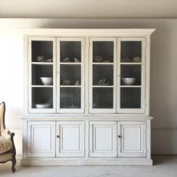 Grand Scale Bespoke Library Bookcase