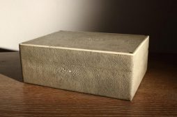 French Shagreen Box