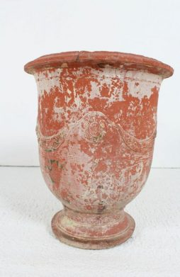 Magnificent Antique French 19th Century Anduze Citrus Planter