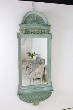 Magnificent Antique French 19th Century Decorative Mirror