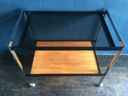 Mid-Century Howard Miller Drinks Trolley from 1960s