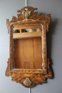 Antique Regency Style Mirror