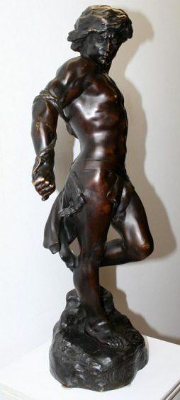 Early 20th Century Bronze Figure - POA