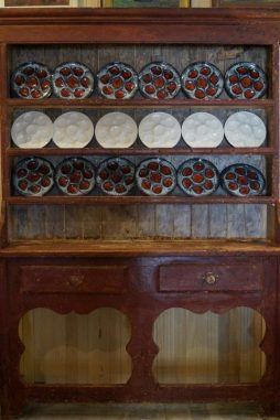 Antique 19th Century Irish Dresser