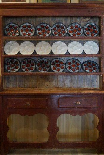 Antique 19th Century Irish Dresser