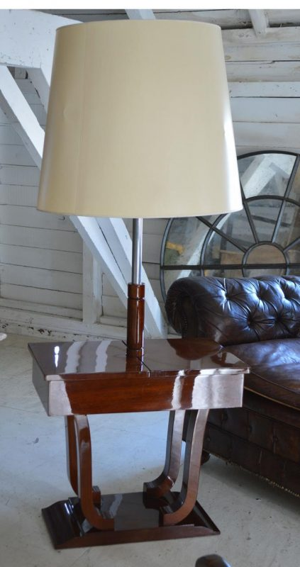Mid Century Modern Floor Lamp With Table Interior Boutiques