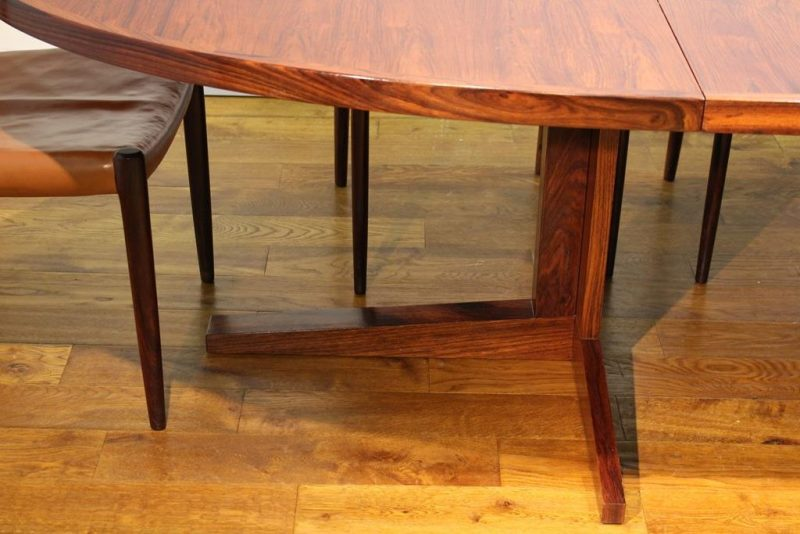 12 seat danish table john mortensen for heltborg mobler for 12 seater table