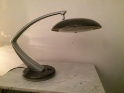 Boomerang 64 Desk Lamp from Spanish Manufacturer Fase Circa 1960/70s