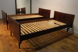 Pair of 1960s Danish Single Beds