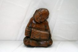 Antique Polynesian Wood Carving