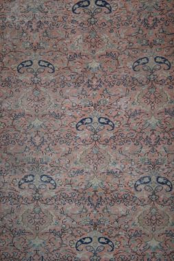 Antique 19th Century Hand Knotted Keiseri Rug - POA