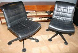 Pair of Landing-Pod Chairs By Richard Sapper