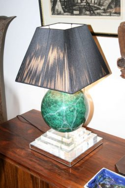 Pair of Hollywood Regency Style Lamps