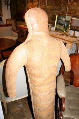 Antique Leather Man - POA