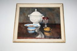 Still Life Painting Oil on Canvas