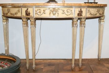 Fine Pair of Antique Italian Console Tables - POA