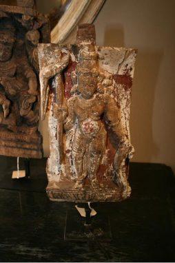 Antique Indian Temple Decorative Carving