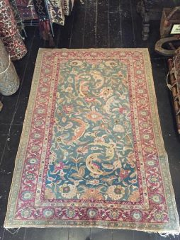 Antique Early 1900's Rare Kaiseri Rug - POA