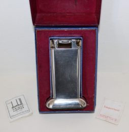 Vintage 1940s Dunhill Table Lighter