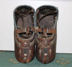 Antique Inuit Shoes