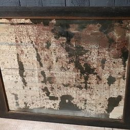 Antique 19th Century Distressed Mirror