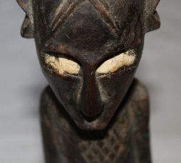 Antique African Fertility Carving