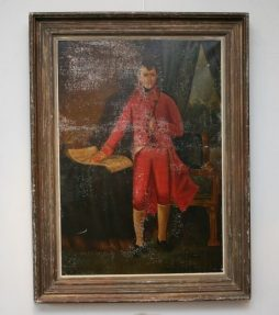 Napoleon Bonaparte Oil Painting