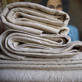 Antique Heavy Hemp Sheets