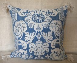 Antique Toile d'Abbeville Cushion