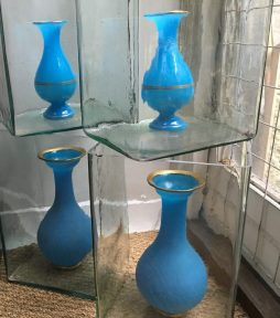 Antique French Vases