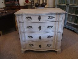 Antique Petite Swedish Commode