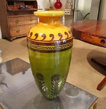 Antique Large Arts and Crafts Vase