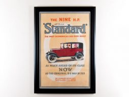 1930's Original Advertising Poster