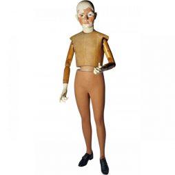 Exceptional Vintage Boy Fashion Mannequin