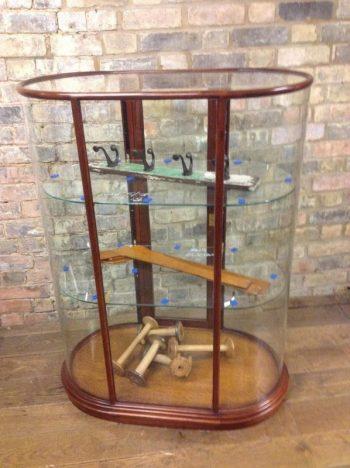 Bespoke Bow Display Cabinet - POA