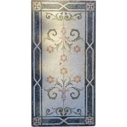 Mosaic Decorative Top Table from Southern France