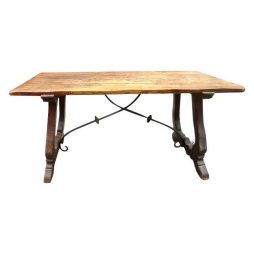 Antique Spanish Refectory Table