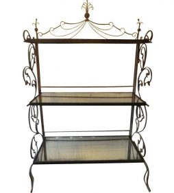 Patisserie Decorative Display Rack from France