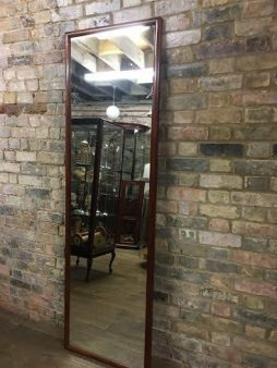 Bespoke Mahogany Framed Large Mirror