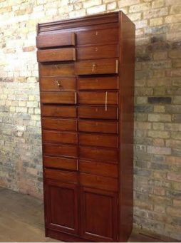 Bespoke Mahogany Chest of Drawers - POA