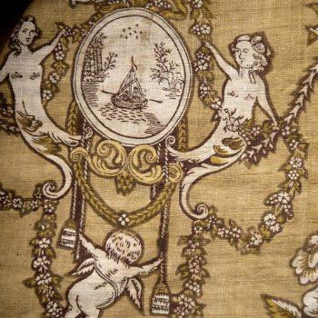 Antique 18th Century French Small Pelmet