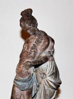 Antique Italian Terracotta Figure Circa 1780