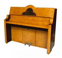 Art Deco Cloud Design Piano Bentley by Prescott's of Oxford