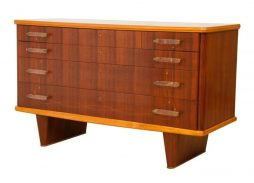 Mid Century Italian Chest of Drawers by Mario Bellini
