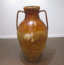 Antique Very Large Olive Oil Jar