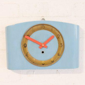 281-French Art Deco Clock